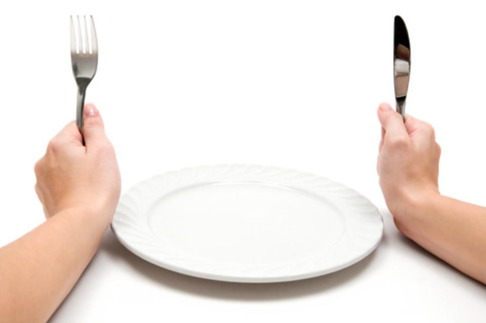 assiete vide
