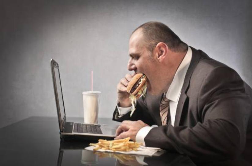 manger devant ecran
