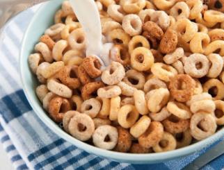 les céréales