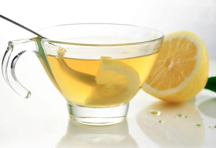 eau citronné
