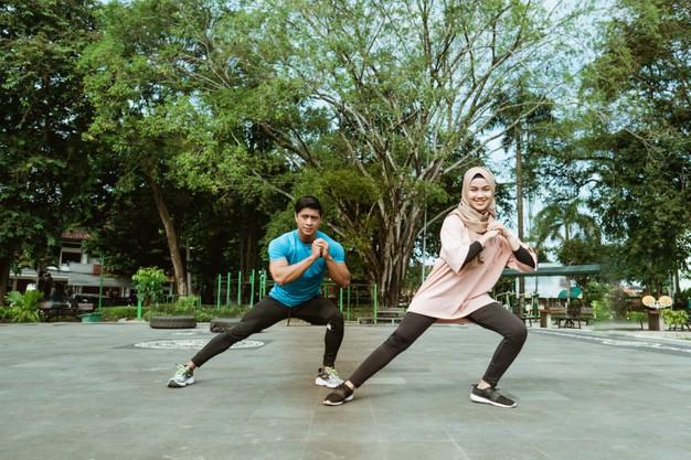 الرياضة-كزوجين